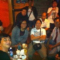 Photo taken at Cheers Cafe by TonySaputro on 9/1/2011