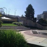 Photo taken at Hyack Square / BC Spirit Square by Dennis H. on 8/26/2011