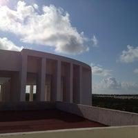 Photo taken at Universidad del Caribe by Juan Manuel L. on 5/8/2012