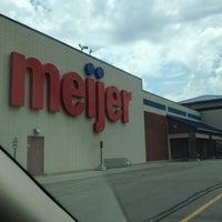 Photo taken at Meijer by Troy B. on 7/14/2012
