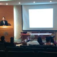 Photo taken at Facultad de Comunicación y Mercadotecnia de la UDLSB by May M. on 6/11/2012