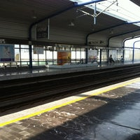 Photo taken at Metrorrey (Estación Hospital) by Mark R. on 12/4/2011