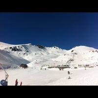 Photo taken at The Remarkables Ski Area by Brandon N. on 8/16/2012