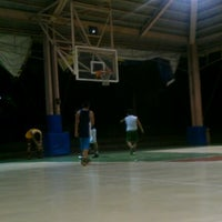 Photo taken at Basketball Court by Robert G. on 9/5/2011