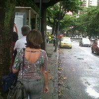 Photo taken at Ônibus da ABM by Ricardo M. on 12/27/2011