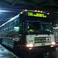 Photo taken at George Washington Bridge Bus Station by SkyCityLink on 1/24/2012