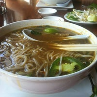Photo taken at Pho on 6th by Lisa Y. on 6/8/2012