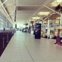 Photo taken at Brisbane Airport (BNE) by Andrew S. on 11/20/2011