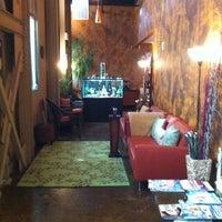 Photo taken at Destiny Day Spa & Salon by Jonathan L. on 10/10/2011