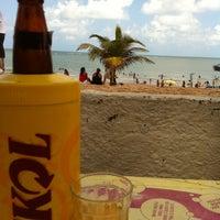Photo taken at Golfinho Bar e Restaurante by Viviane L. on 1/1/2012