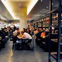Photo taken at DBGB Kitchen and Bar by Nina C. on 9/2/2011