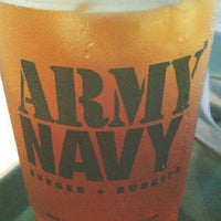 Photo taken at Army Navy Burger + Burrito by Well on 7/29/2012