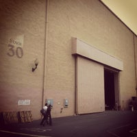 Photo taken at Sony Pictures Studios Stage 30 by Andrew G. on 11/10/2011