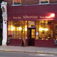 Photo taken at Albertine by Sacha on 10/8/2011