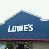 Photo taken at Lowe's Home Improvement by Chip G. on 5/1/2012