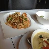 Photo taken at Chai Thai Kitchen by Ghada A. on 9/1/2012