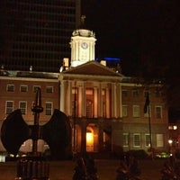 Photo taken at Connecticut's Old State House by Chris F. on 5/15/2012