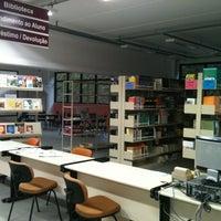 Photo taken at Biblioteca da UNIVAP by @ M. on 6/20/2012