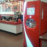 Photo taken at Firehouse Subs by Alex G. on 9/16/2011