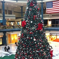 Photo taken at The Shops at Liberty Place by Zach E. on 12/12/2011