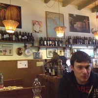 Photo taken at Bar Bistrot Amici Miei by Jack S. on 2/8/2012