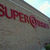 Photo taken at SuperTarget by Latoya C. on 9/15/2011