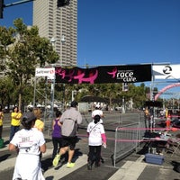 Photo taken at Susan G Komen Race For The Cure by Anthony L. on 9/9/2012