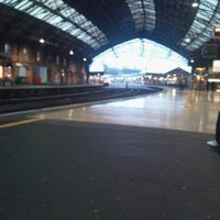 Photo taken at Platform 3 by Rob F. on 12/31/2011