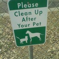 Photo taken at Carmichael Dog Park by Alexandrea G. on 1/6/2012