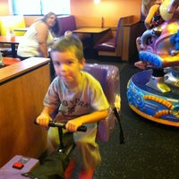 Photo taken at Peter Piper Pizza by Kelly C. on 8/21/2011