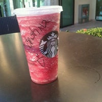 Photo taken at Starbucks by AnaChris S. on 3/13/2012
