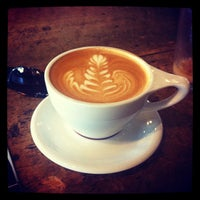 Photo taken at Intelligentsia Coffee by Brian P. on 6/15/2012