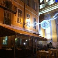 Photo taken at Restaurant du Gesù by Stéphane G. on 2/18/2012