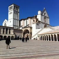 Photo taken at Basilica di San Francesco by Anna F. on 3/11/2012