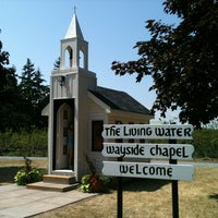 Photo taken at The Living Water Wayside Chapel by Edward L. on 7/24/2012