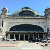 Photo taken at Gare SNCF de Limoges-Bénédictins by Ludovic L. on 7/17/2012