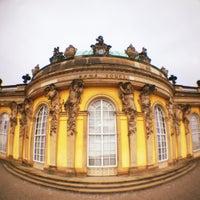 Photo taken at Schloss Sanssouci by JJ H. on 2/22/2012