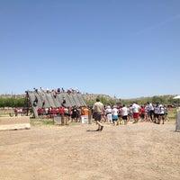 Photo taken at Warrior Dash Arizona by Halo K. on 4/29/2012