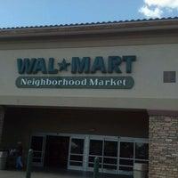 Photo taken at Walmart Neighborhood Market by Jason H. on 4/26/2012