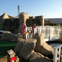 Photo taken at Mr. Tee's Putt & Play by Sean S. on 8/28/2012