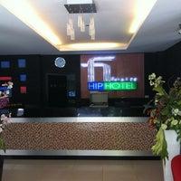Photo taken at Baramee Hip Hotel Phuket by Cheng J. on 2/21/2012