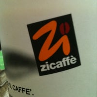 Photo taken at zicaffe by Na-sun H. on 4/4/2012