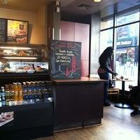 Photo taken at Starbucks by Tuan N. on 5/26/2012
