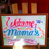 Photo taken at Mama's Mexican Kitchen by Jacquelyn S. on 5/24/2012