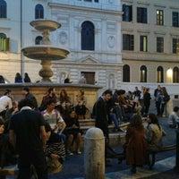 Photo taken at Piazza della Madonna dei Monti by Stefano R. on 5/8/2012