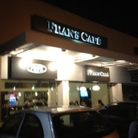 Photo taken at Fran's Café by Paulo A. on 7/21/2012