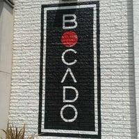 Photo taken at Bocado by The Bite Life w. on 6/8/2012