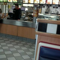 Photo taken at Carl's Jr. by Dave H. on 2/28/2012