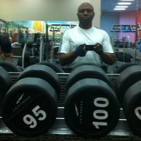 Photo taken at LA Fitness by ❤ Sean Deason ❤ D. on 9/7/2012