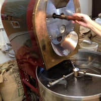 Photo taken at The Coffee Roaster by Chris C. on 9/5/2012